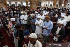 Shalat Malam Sepuluh Hari Akhir Ramadhan