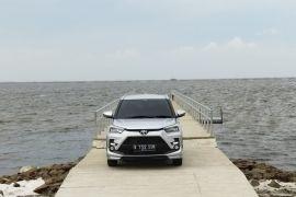 Toyota Raize dipesan sebanyak 1.269 unit dalam sepekan