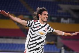 Cavani memperpanjang kontrak dengan Manchester United hingga 2022