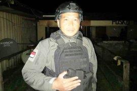 Aparat TNI/Polri buru teroris KKB di Ilaga pascakontak tembak