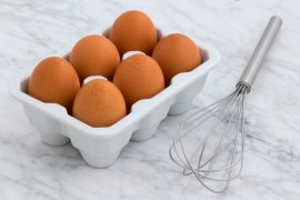 """Manfaat telur \""""cage free\"""" sampai menu Ramadhan ala chef Arnold"""