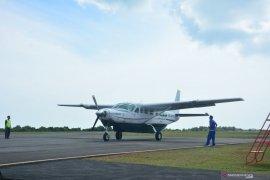 Maskapai penerbangan Susi Air tetap terbangi Jambi-Dabo Singkep pada Jumat (7/5)