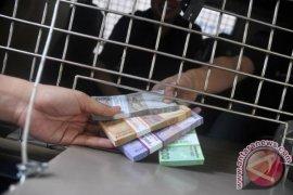 jasa penukaran uang baru marak di Taman Kota Baturaja