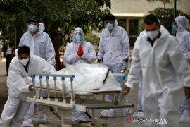 "Ahli: Indonesia siap siaga antisipasi \""tsunami\"" COVID-19"