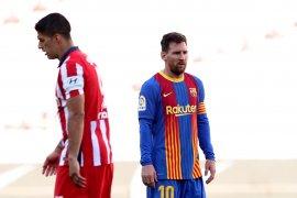 Atletico Madrid dan Barcelona berbagi satu poin setelah imbang 0-0