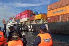 Tabrakan kapal  di perairan Bintan semua ABK selamat