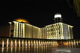 Masjid Istiqlal tak gelar Shalat Idul Fitri 1442 Hijriah
