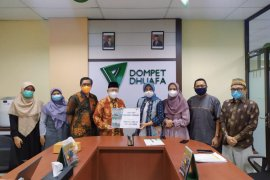 Gerakan wakaf nyalakan harapan generasi Qurani dari Bukit Kemuning, Lampung Utara