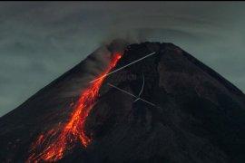 BPPTKG: Aktivitas Gunung Merapi masih tinggi