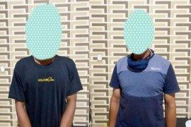 Gunakan surat palsu bebas COVID-19, polisi tangkap dua orang di Kalteng