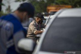 Penyekatan Pemudik Di Perbatasan Palembang-Ogan Ilir Page 3 Small