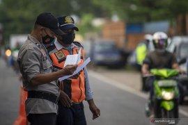 Penyekatan Pemudik Di Perbatasan Palembang-Ogan Ilir Page 4 Small