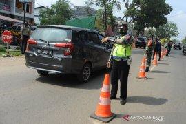 Perketat penyekatan di perbatasan Palembang Page 2 Small