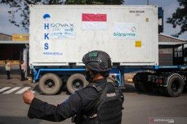 Indonesia dapat tambahan vaksin AstraZeneca 313.100 dosis
