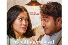 Film Wedding Proposal, komedi-romantis Dimas Anggara & Sheryl Sheinafia