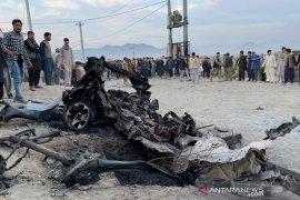 Bom ledakan sebuah bus di Afghanistan