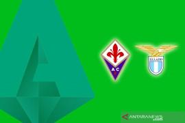 Fiorentina mencederai peluang Lazio dekati empat besar