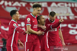 Liverpool hidupkan asa empat besar selepas tundukkan Southampto 2-0n