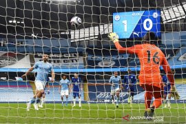 Aguero minta maaf atas kegagalannya  konversi penalti