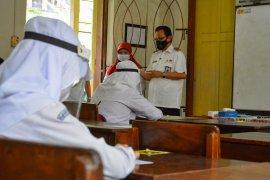 Uji coba sekolah tatap muka di Kota Yogyakarta diikuti 80-90 persen siswa