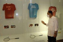 Atlet sumbang barang bersejarah di Museum Olahraga Surabaya