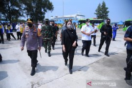 Ketua DPR minta larangan mudik tak ganggu distribusi logistik untuk Lebaran