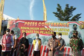 Kapolri: Penyekatan arus mudik Lebaran untuk lindungi masyarakat