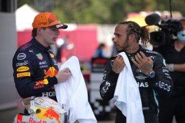 Hamilton belajar lebih mengenal Verstappen setelah menangi GP SPanyol