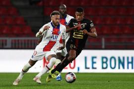 Liga Prancis - Peluang juara PSG dirusak hasil imbang 1-1 kontra Rennes