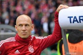 Arjen Robben berharap bela timnas Belanda di Euro 2020