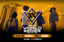 Final Free Fire World Series 2021 Singapura diundur karena pandemi
