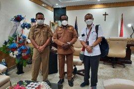 Telkom Papua harapkan radio IP link Sarmi  segera operasi