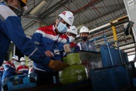 Pertamina tambah 342.560 tabung LPG 3 Kg untuk Sulut