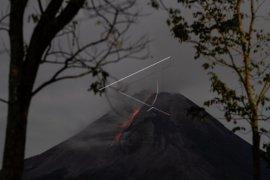 BPPTK: Gunung Merapi mengalami 39 kali gempa guguran