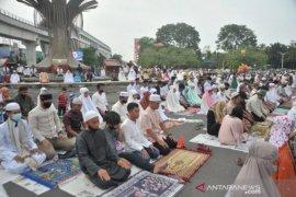Hanya 30 Kelurahan di Palembang  boleh shalat  id di masjid, berikut ini nama-nama kelurahannya