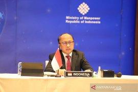 Kemnaker terima 1.860 laporan terkait THR 2021 jelang Idul Fitri