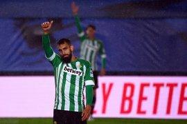 Liga Spanyol - Real Betis masuk zona Liga Europa setelah kalahkan Granada