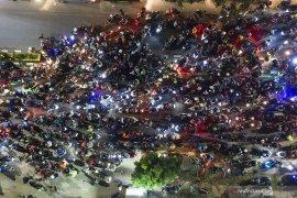 Wagub: Sekitar dua juta orang keluar-masuk Jakarta saat pelarangan mudik