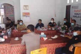 KPU Sitaro Gelar Rakor Pemutahiran Data Pemilih Berkelanjutan