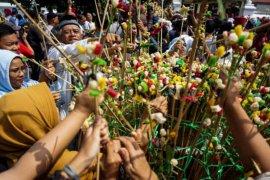 Keraton Yogyakarta meniadakan Grebeg Syawal 2021 cegah COVID-19