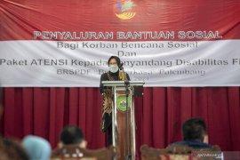 Mensos menginginkan Balai Disabillitas Palembang produksi kursi roda elektrik