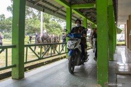 Kunjungan Kerja Mensos Ke Palembang