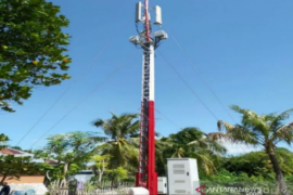 Telkomsel menghadirkan jaringan 4G LTE di daerah pelosok Bombana