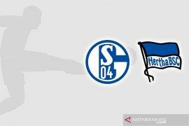 Dua pemain Schalke positif COVID-19, laga lawan Hertha tetap dimainkan