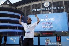 Daftar juara Liga Inggris: Manchester City kini sejajar Aston Villa