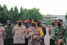 11.281 personel gabungan amankan Shalat Id di Jakarta