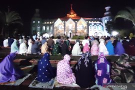 Masjid Al Markaz Makassar batasi jamaah shalat Idul Fitri 1442 H