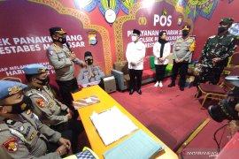Malam takbiran di Makassar terpantau aman dan lancar