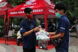 Honda gelar \'safety check\' dan ganti oli gratis di Palu