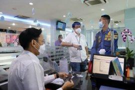 Direksi BRI tinjau layanan terbatas pada libur Lebaran